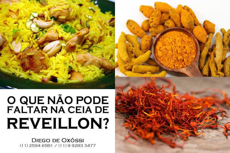 O Poder das Folhas | Um prato delicioso que não pode faltar na ceia de reveillon desse ano: arroz com açafrão! O açafrão é uma especiaria da culinária...