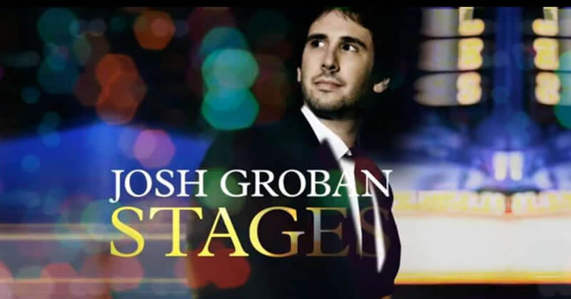 Magia Musical: Stage (Josh Groban)