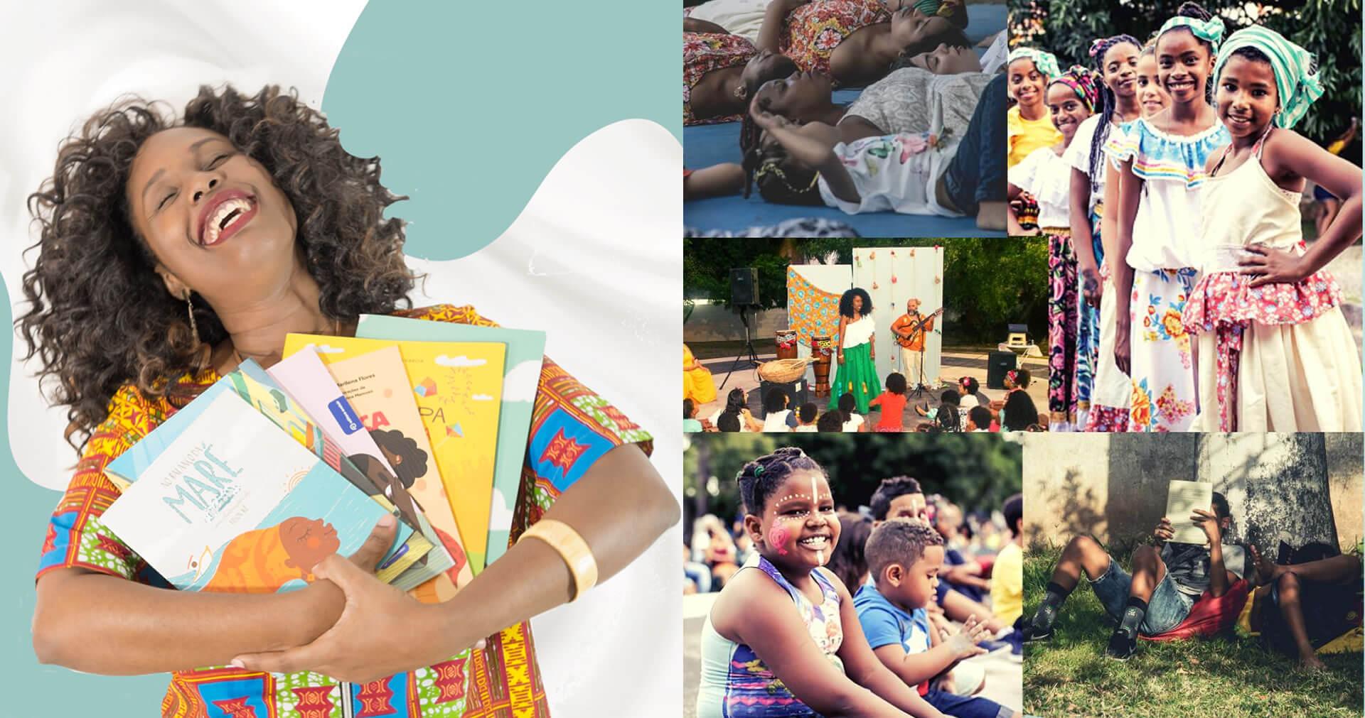 Campanha junta recursos para realizar evento gratuito que exalta a diversidade na infância