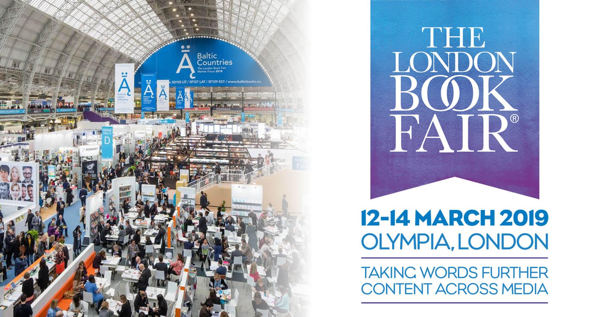 Feira do Livro de Londres conta com a participação de oito editoras brasileiras