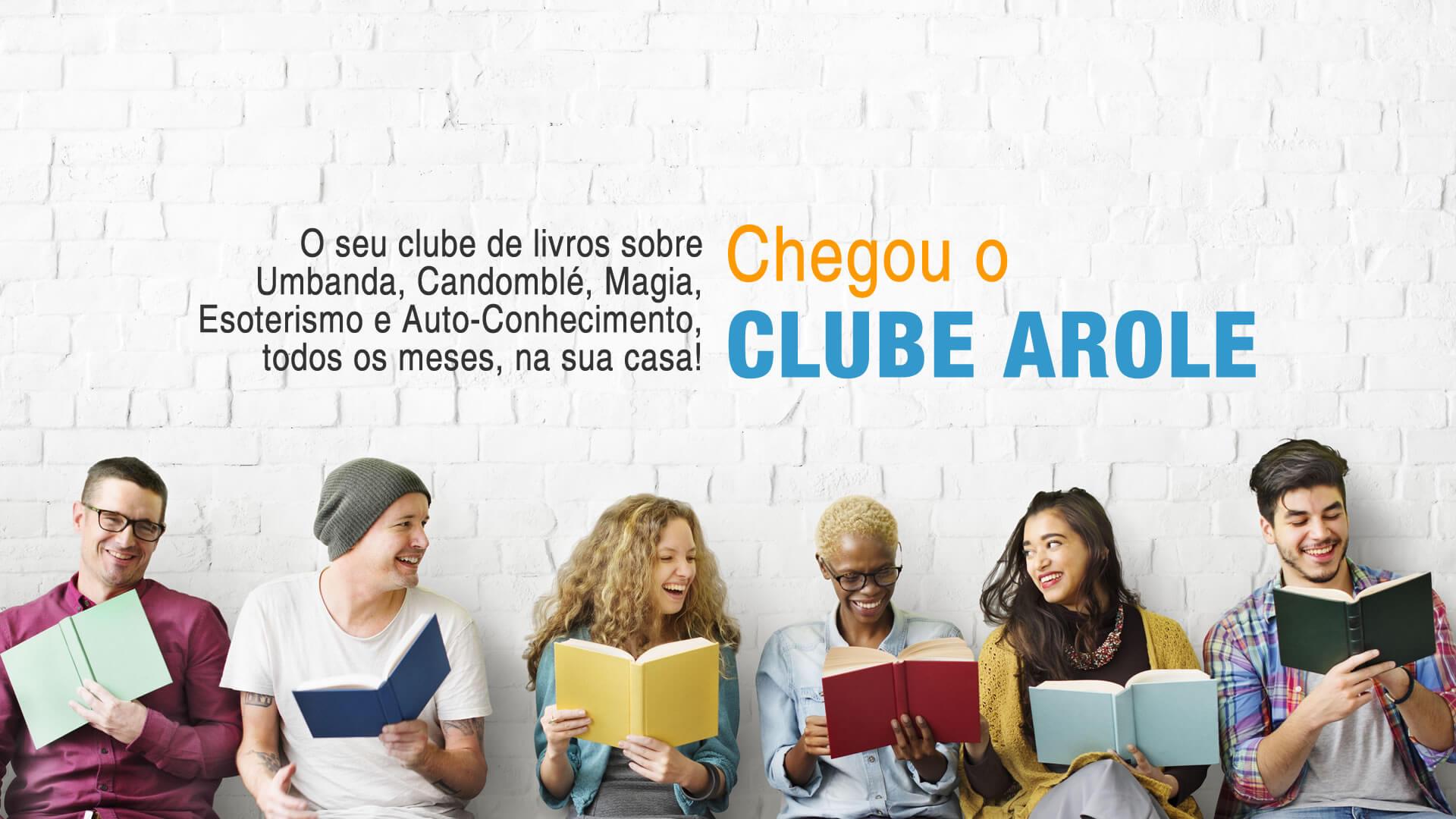 Arole Cultural lança clube de assinatura de livros sobre espiritualidade afro-brasileira