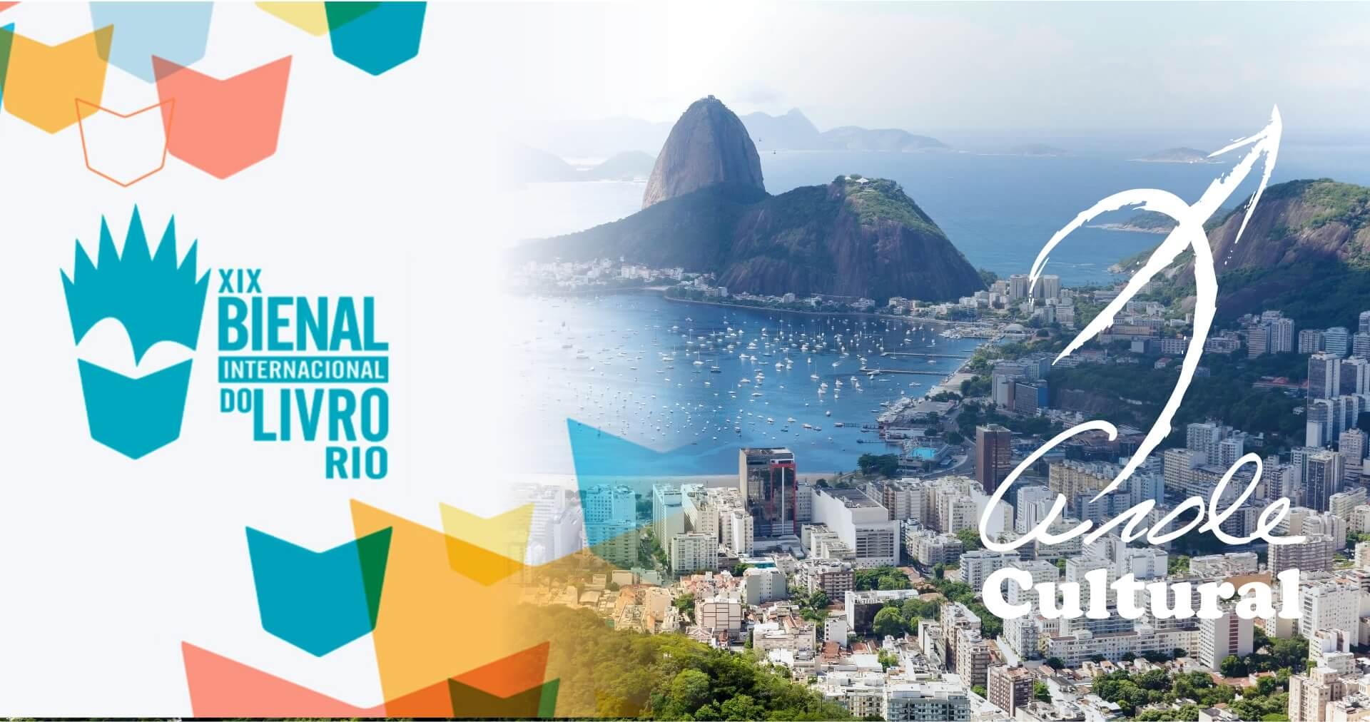 Arole Cultural participa da Bienal do Livro do Rio com cinco lançamentos e novo selo