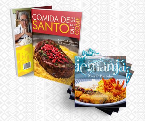 Iemanjá + Comida de Santo